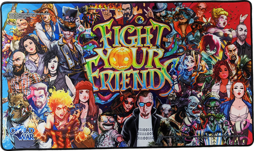 Fight Your Friends Playmat