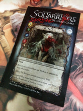 Squarriors Spring Trade Paperback (STCG Variant)