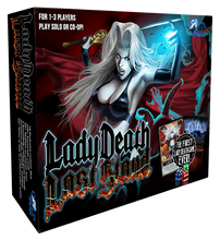 Lady Death: Last Stand Game (Preorder)