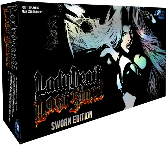 Lady Death: Last Stand (SWORN Edition)