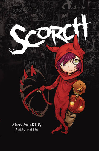 Scorch volume 1 TPB (Black variant)