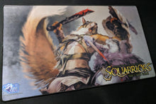 Squarriors The Card Game Playmats