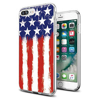 American Flag iPhone Case for iPhone 8 Plus/iPhone 7
