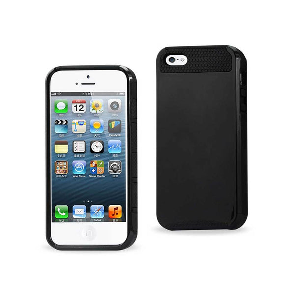 Reiko Iphone Se- 5- 5s Case With Chip And Card Holder In Black