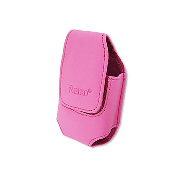 Vertical Pouch Vp06a Size: Xs Hot Pink 3.35x1.75x0.91 Inches