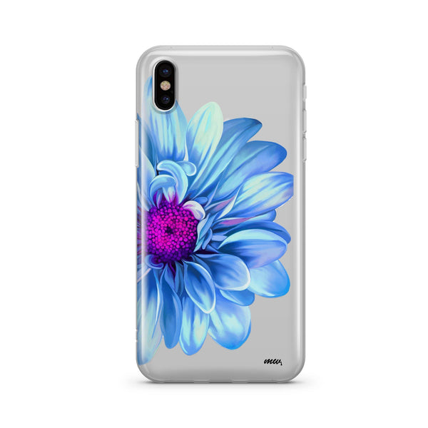 Mona Lisa - Clear TPU Case Cover