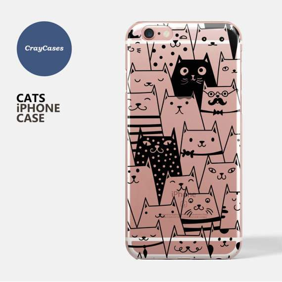 Cat Case for Iphone