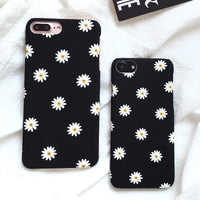 Ultra Thin Frosted Daisy Case - The iPhone Case Co.