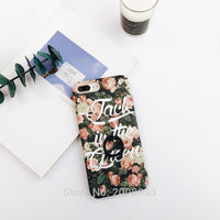 Rose Flower Hard Case - The iPhone Case Co.