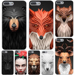 Geometric Graphic Animal Case - The iPhone Case Co.