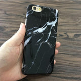 Marble Stone Gel Case - The iPhone Case Co.