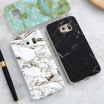 FLOVEME For Samsung Note 8 A3 A5 2017 Case Silicon Marble Phone Cases For Samsung Galaxy J7 J5 J3 2016 Back Cover Accessories