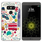Cartoon London Case for LG G6