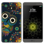 Owl Cartoon Case for LG G6