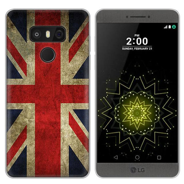British Flag Case for LG G6
