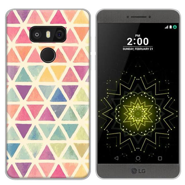 Cute Silicone Case for LG G6