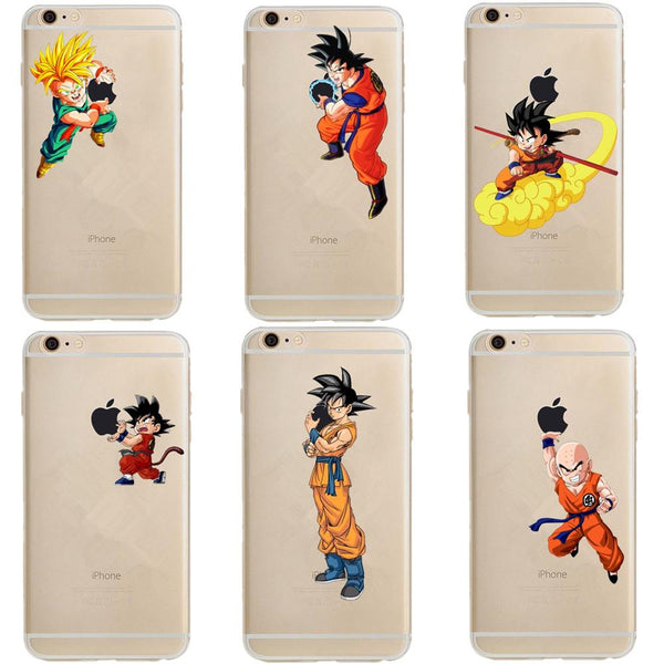 Dragon Ball Z Case for iPhone