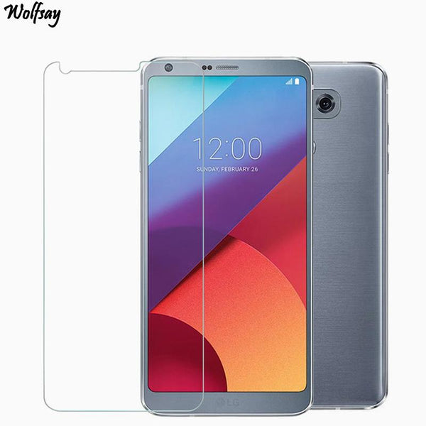 Tempered Glass Film Screen Protector for LG G6