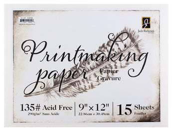 Printmaking Paper Packs - 135#