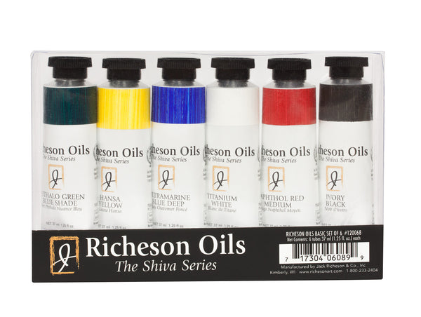 Richeson Oil Sets