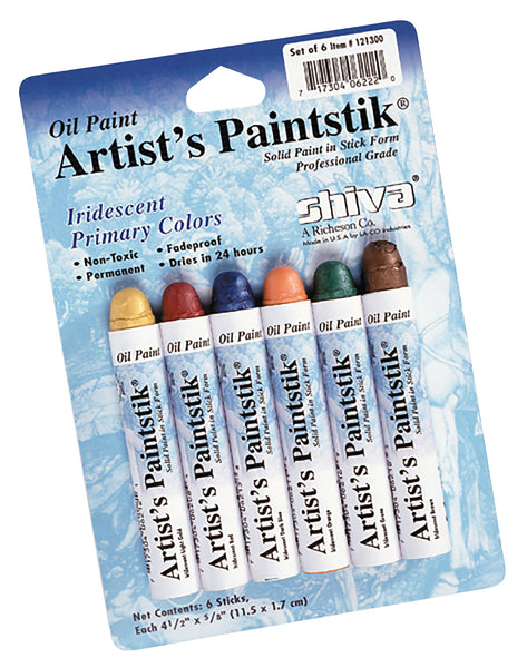 Artist Paintstik Sets ~ Shiva