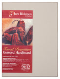 "Gessoed 1/8"" Tempered Hardboard Panels"
