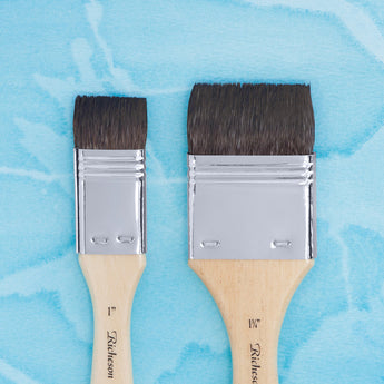 Kazan Squirrel Hair Brush for Watercolor