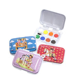 Jackson Juniors Miniature Watercolor Set Display