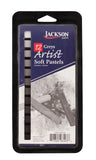 Jackson Pastel Sketch Stick Set/12