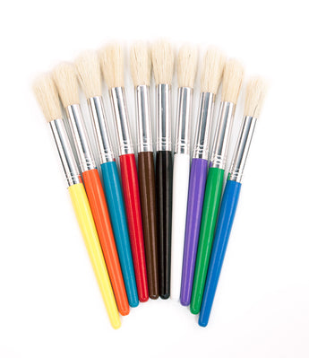 Stubby Brushes