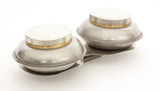 Cups with Brass Cover