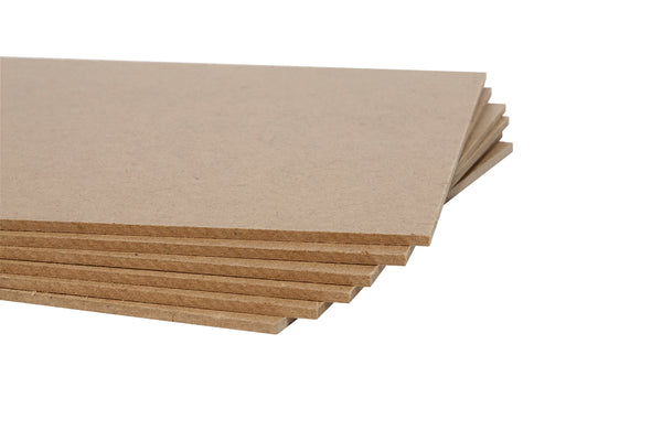 Bulk Untempered Hardboard Panel Packs
