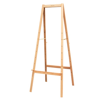 Double-Sided Lyptus Wood Easel