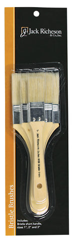 Bristle Brush Set/3