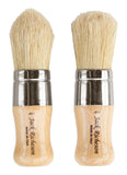Waxing Brushes - Short Handle