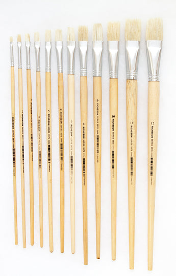 Student Bristle Brushes - 9582, 9579 Series