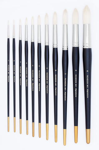 Pure Bristle Professional Signature Brushes
