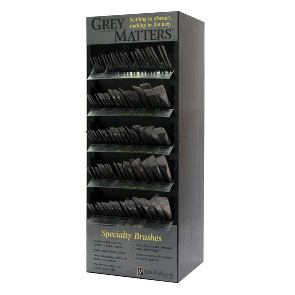 Grey Matters Specialty Brush Assortment