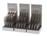 Grey Matters Pocket Brush Counter Display