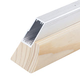 Aluminum Gallery Wrap Bars