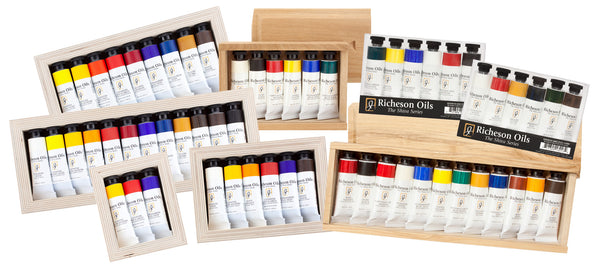 Richeson Oils Sets