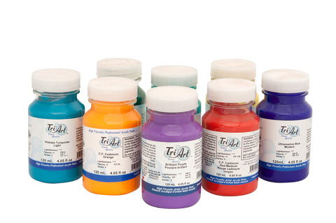 Tri-Art High Viscosity Acrylics - Specialty