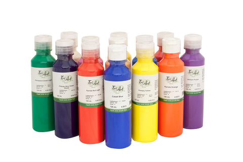 Tri-Art Liquid Acrylics - Specialty