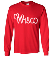 Loopy Wisco long-sleeves