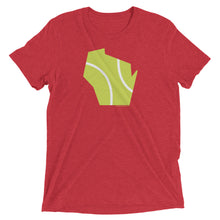 Meet Me on the Court in Wisco tee