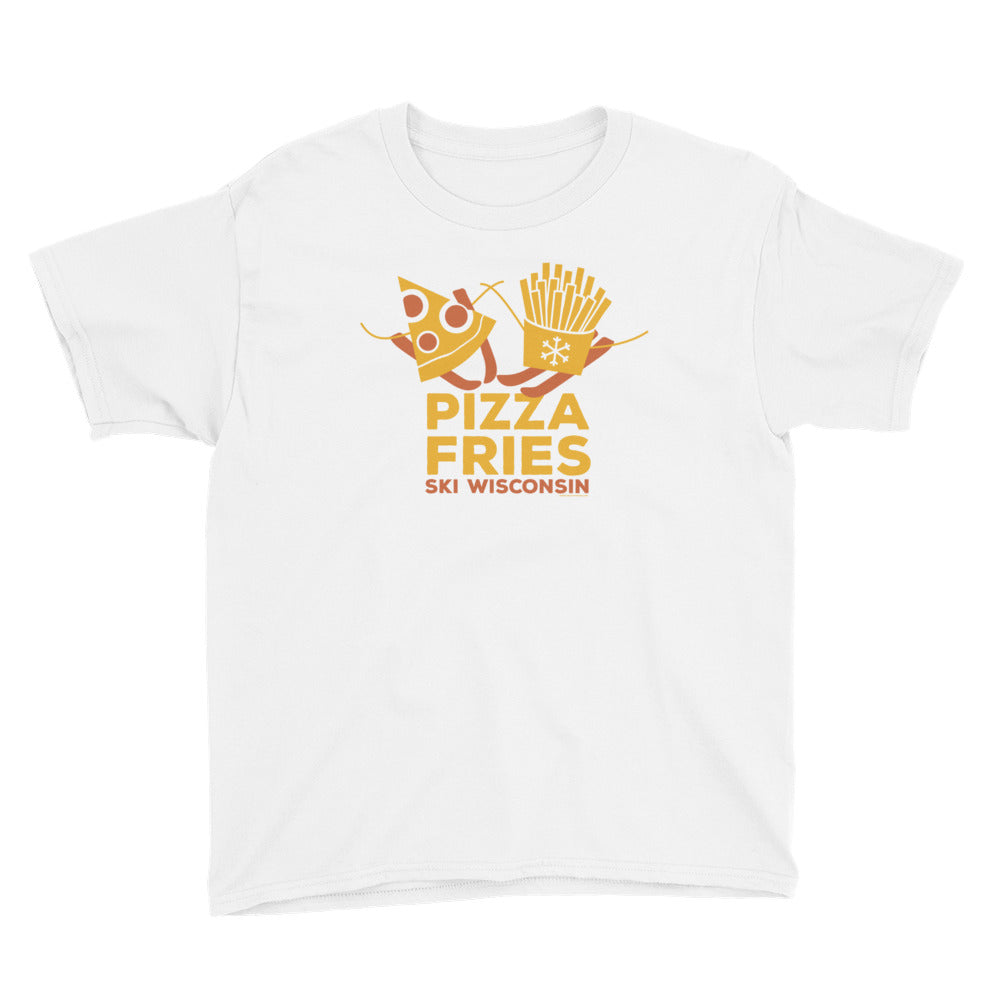 Pizza Fries Kids Shirt