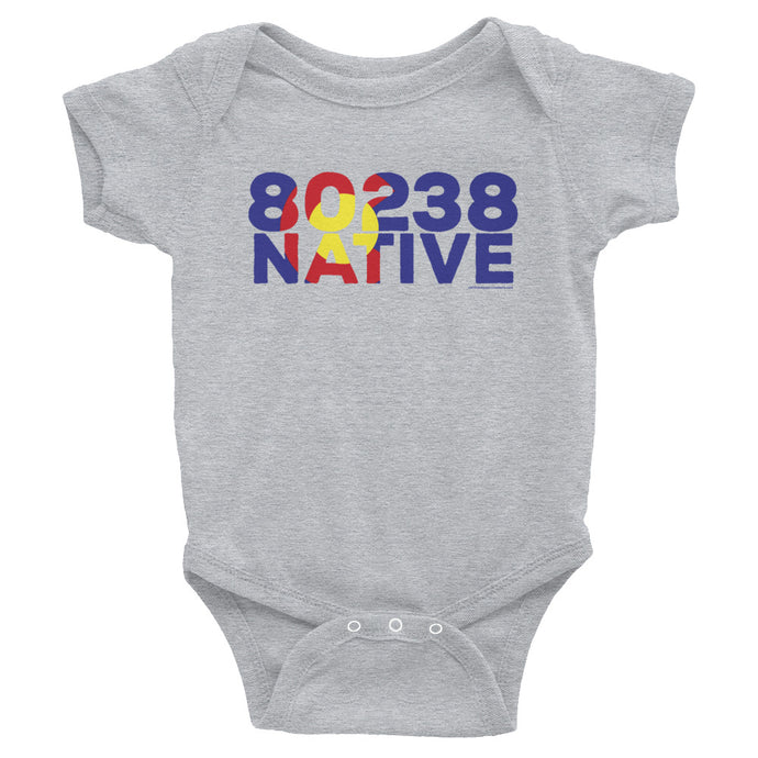 Colorado Native: Stapleton Edition  Onesie