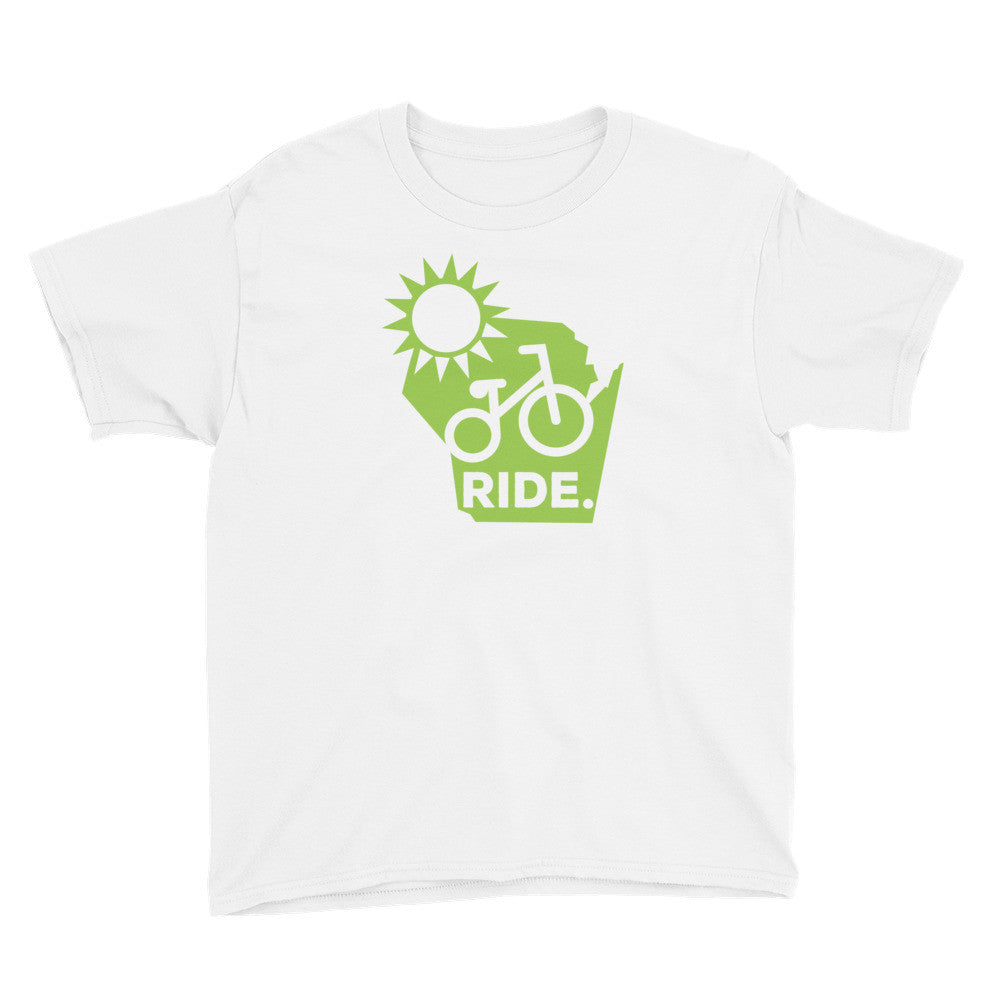 Trike bright. Youth Short Sleeve T-Shirt