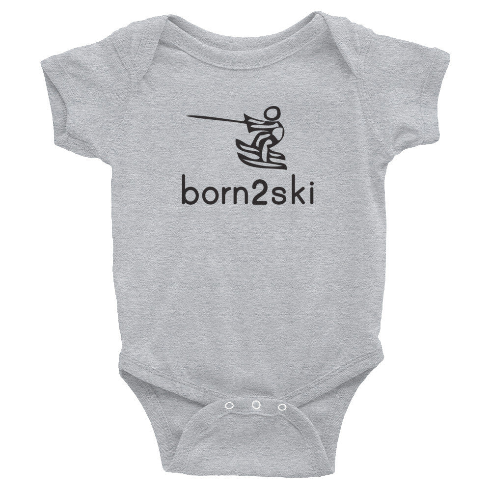 BORN2SKI BOY Infant Bodysuit