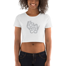Flow Wisco Women's Crop Tee